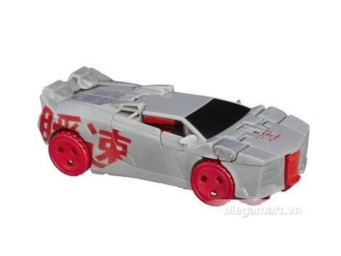 Transformers Robot Ninja Mode Sideswipe RID phiên bản biến đổi siêu tốc mang đến nhiều điều thú vị cho bé