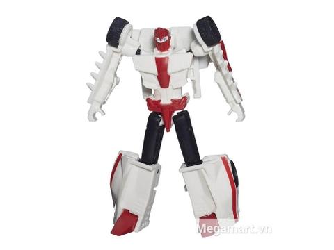 Mô hình robot Transformers Robot Sideswipe phiên bản chiến sĩ