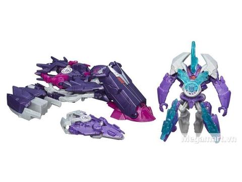 Transformers Robot vũ khí hủy diệt Mini con - biến hình hoàn hảo