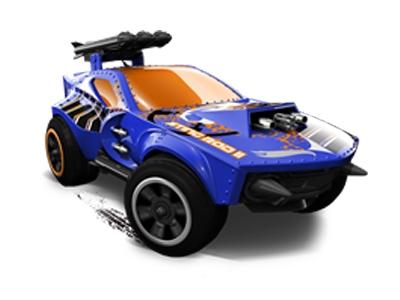 Hot Wheels Sting Rod II - dòng siêu xe hiện đại