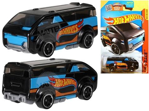 Hình ảnh hộp đựng mô hình xe Hot Wheels The Vanster