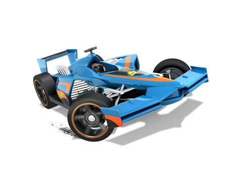 Mô hình Hot Wheels Winning Formula mạnh mẽ