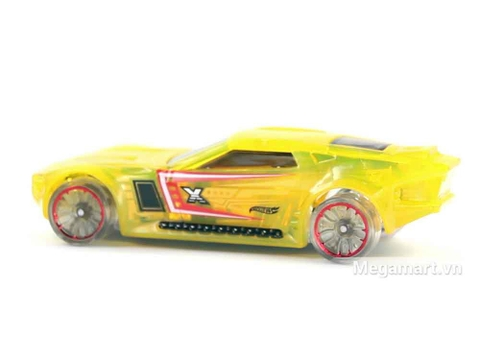 Hot Wheels Bulletproof - cỗ xe đua thần tốc