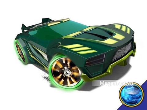 Hot Wheels Chicane - đồ chơi cho bé yêu xe