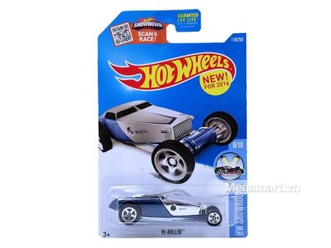 Hình ảnh vỏ hộp bộ Hot Wheels Hi-roller