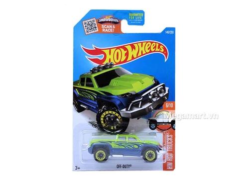 Hot Wheels Off-duty - ảnh bìa sản phẩm