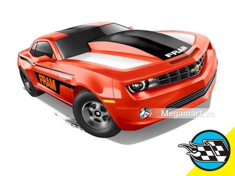 Hot Wheels '13 Chevrolet Copo Camaro - mẫu xe dành cho bé