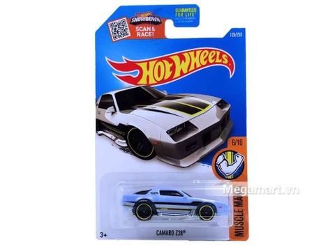Hình ảnh vỏ hộp bộ Hot Wheels Camaro Z28