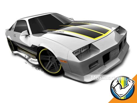 Hot Wheels Camaro Z28 - đồ chơi cho bé yêu xe