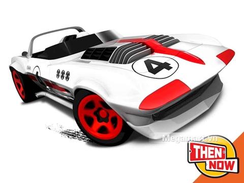 Hot Wheels Corvette Grand Sport Roadster - sản phẩm bé ưa thích