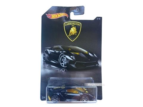 Vỏ hộp Hot Wheels Lamborghini Sesto Elemento