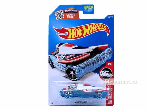 Hot Wheels Mad Splash - sản phẩm mới