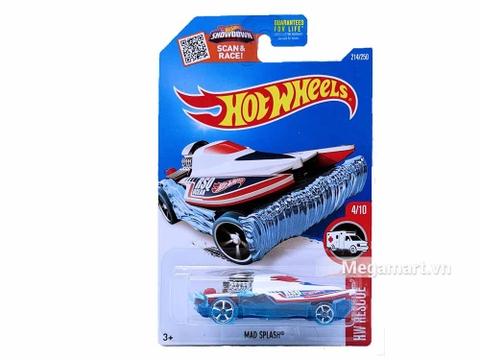 Hot Wheels Mad Splash - ảnh bìa sản phẩm