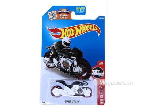 Hot Wheels Street Stealth - bộ đồ chơi được yêu thích