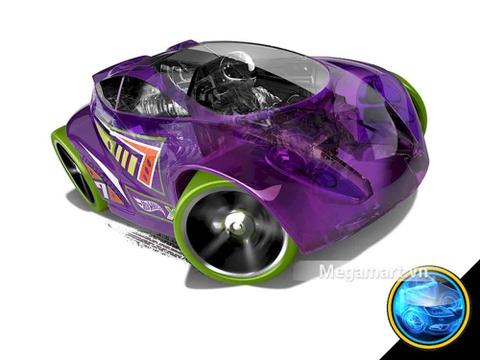Hot Wheels Vandetta - xe đua siêu hạng