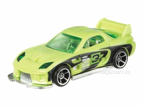 Hot Wheels Xe đổi màu 24/Seven mới được ra mắt trong năm 2016