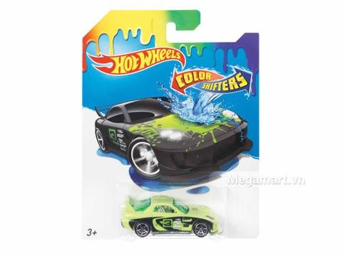 Ảnh bìa sản phẩm Hot Wheels Xe đổi màu 24/Seven