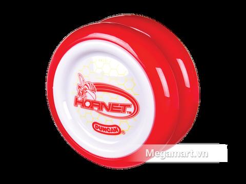 YoYo Duncan Hornet - trắng viền đỏ