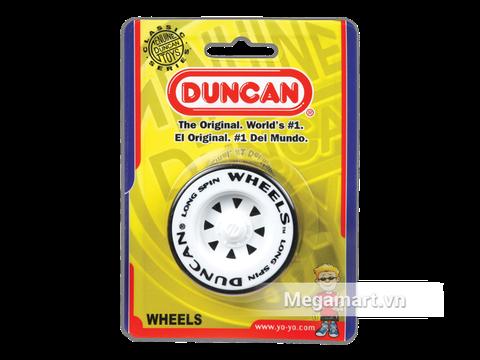 Có 4 màu sắc của YoYo Duncan Wheels để lựa chọn