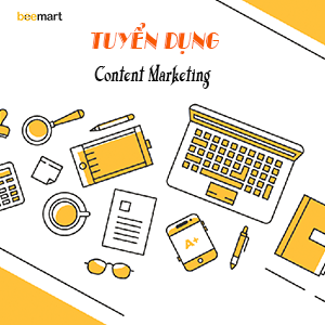 CONTENT MARKETING - BEEMART