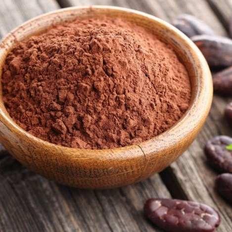Kết quả hình ảnh cho bột cacao