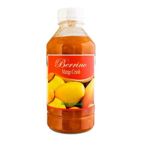 Sinh tố xoài (Mango crush) Berrino 1L