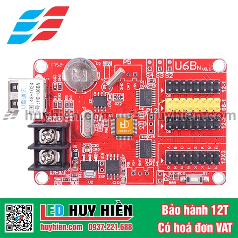 cpu module led hd u6b