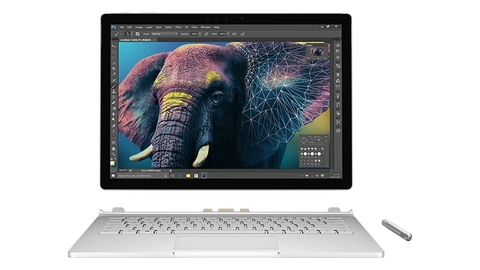 Microsoft Surface Book (Core i7 - 8GB- 256SSD)