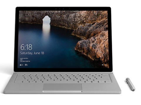 Microsoft Surface Book (Core i7 - 16GB- 512SSD)