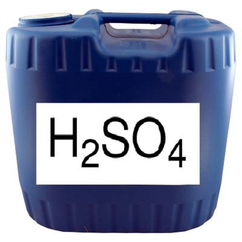 H2SO4 - Sulphuric Acid 98%