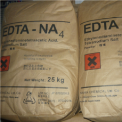 EDTA- Ethylendiamin Tetraacetic Acid