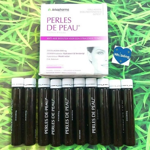 Collagen nước Peles De Peau