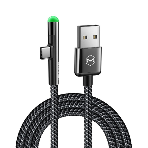 Cáp sạc dành cho game thủ Mcdodo No 1 Series Gaming Cable for Type C ( Quick charge 3.0, Special design for gaming player )