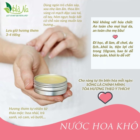 Nước Hoa Khô Green - Thusday (Coming soon)