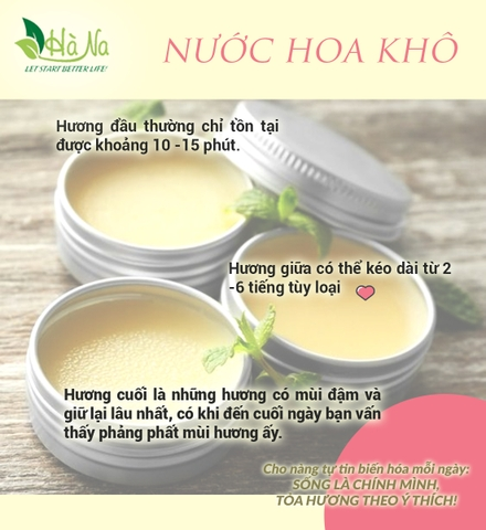 Nước Hoa Khô Woody - Friday (Coming soon)