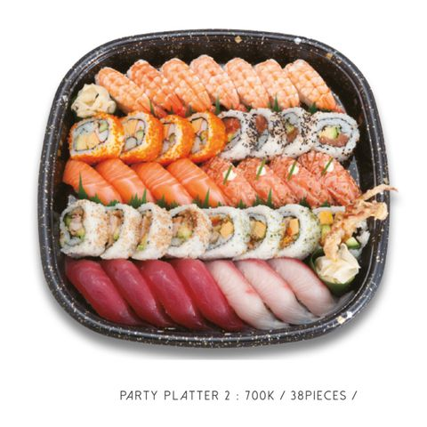 108 Party Platter 2