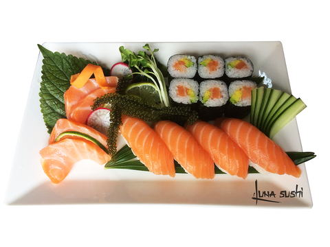 115 Super Mix Salmon & Tuna