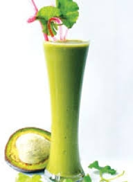 407. Avocado smoothie