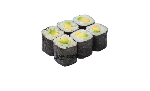 37 Avocado Hoso Maki