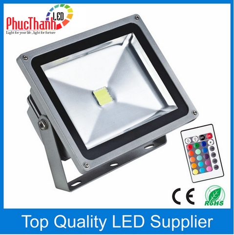 Đèn Pha Led Full Color 10W - 50W