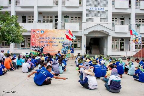 Cơ sở vật chất - Trường ĐH Mở Tp.Hồ Chí Minh