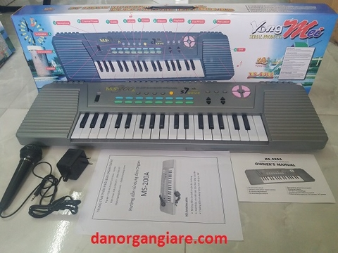Đàn organ ms200a English Ver