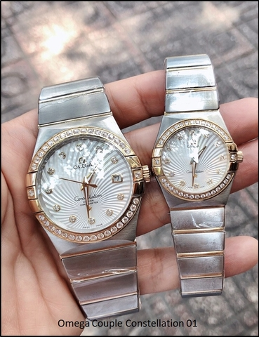Omega Couple Constellation 01