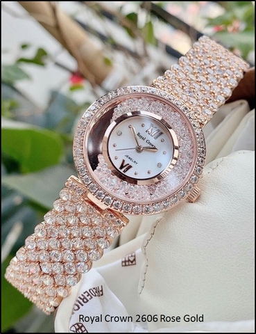 Royal Crown 2606 RoseGold