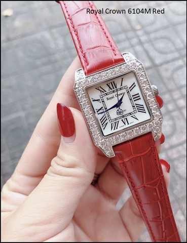 Royal Crown 6104M Red