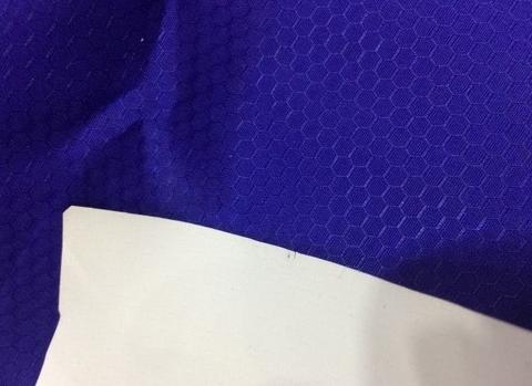 Vải dù siêu nhẹ vân tổ ong tráng PU chống thấm nhập khẩu cao cấp