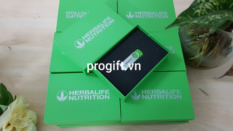 USB in logo - KH Herbalife