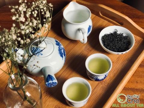 Trà Đinh Tân Cương Thái Nguyên - Tuyệt Tác Trà Việt | Plantrip Cha
