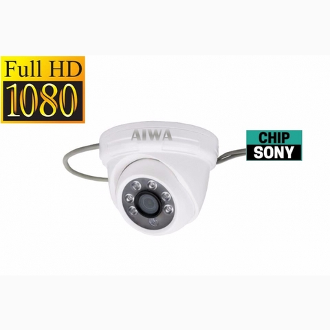 CAMERA IP AIWA STARLIGHT 2.0 MEGAPIXEL IW-509KIP2PS CHIP SONY