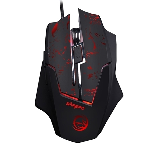 Chuột Gaming Sarepo Warrior